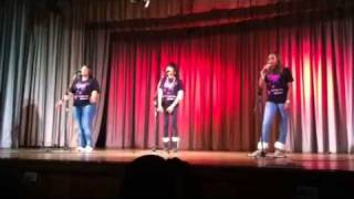 download lagu A Night For Monique - Kimisha, Michaella And Whitney gratis