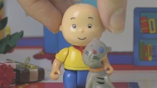 Caillou's Christmas Eve Wish with Gilbert #CaillouHoliday | Toy Store - Toys for Kids ADVERTISEMENT