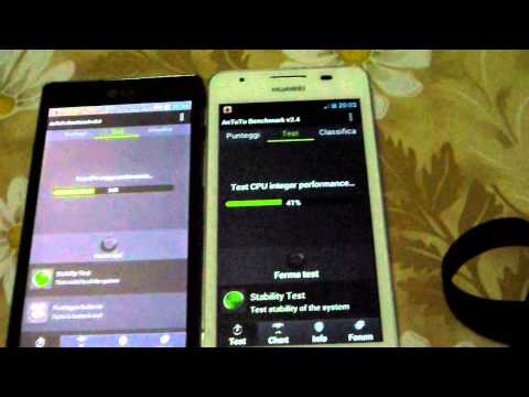lg optimus l9 vs huawei ascend g 510 (antutu benchmark)