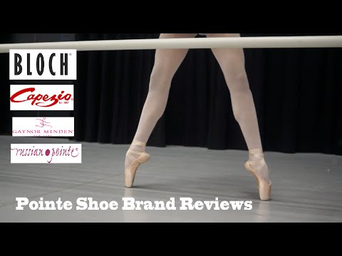 Pointe Shoe Brand Reviews