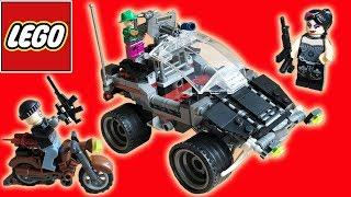 Đồ chơi lắp ráp LEGO XE TĂNG CHIẾN ĐẤU - Lego creator (chị Chim Xinh)