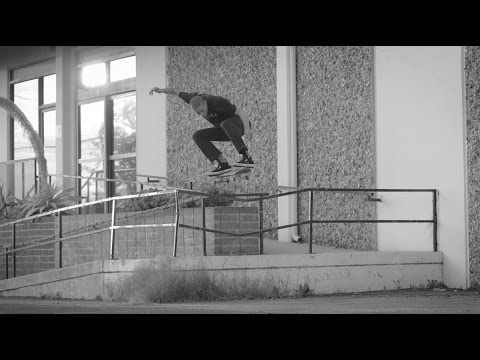 ‪HUF Footwear Commercial #‬047 // Sammy Winter
