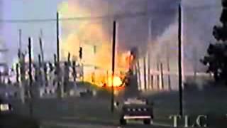 Train Car Explosion Bleve