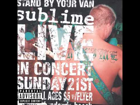 Sublime - Stand By Your Van (Full Album)