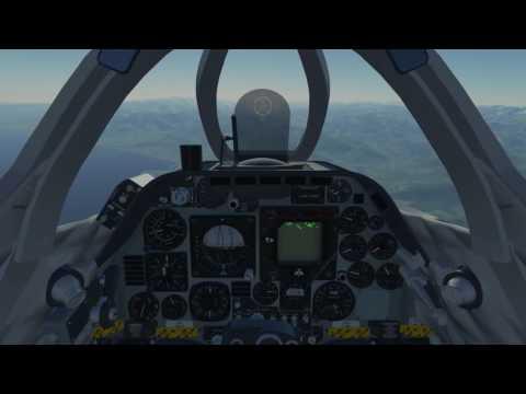 DCS Community A-4E: Mission overview #1