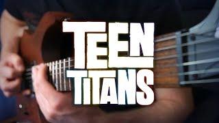 Download lagu Teen Titans Theme on Guitar