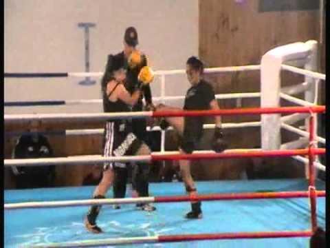 Novice plus advanced fighters 2011, backflip ko lol