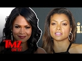 Taraji P. Henson & Nia Long: How The Feud Started   TMZ TV
