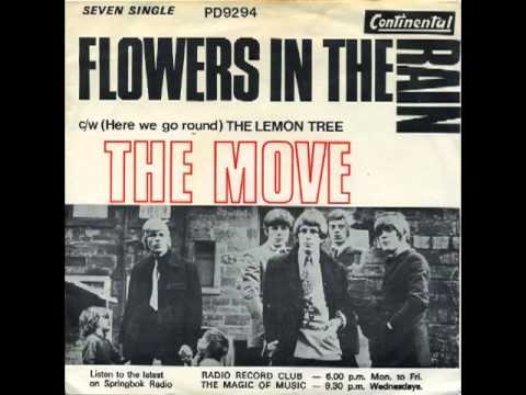 The Move Flowers In The Rain