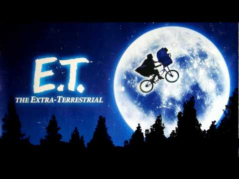 E.T. the Extra-Terrestrial is listed (or ranked) 20 on the list The Greatest Movie Themes