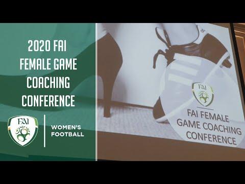 2020 FAI Female Coaching Conference