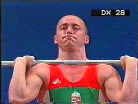 Men 62 kg A Weightlifting - Olympic Games Sydney 2000 - by G
