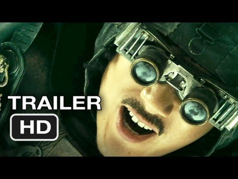 Tai Chi 0 Official Chinese Trailer #1 (2012) - Stephen Fung Martial Arts Epic HD