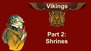 FoEhints: Vikings Part 2: Shrines in Forge of Empires