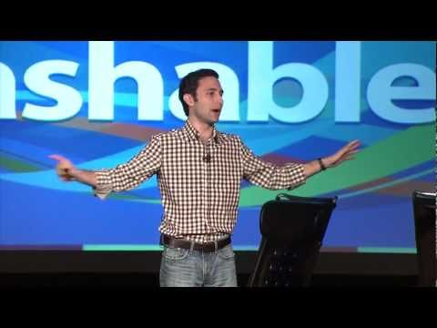 Scott Belsky of Behance at Mashable Connect 2011