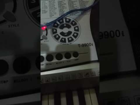 Tutorial sampling OMB Coolsoft + sf2 sule controller Techno T9900i