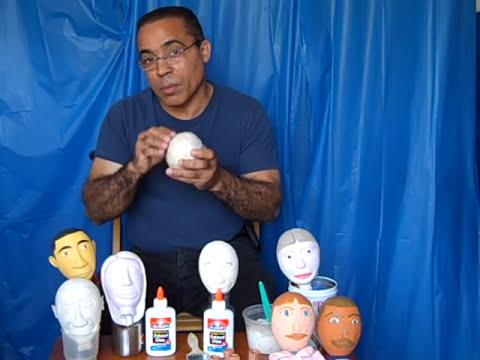 Como Aprender Hacer Titere Guiñol  (Pupper Guiñol)
