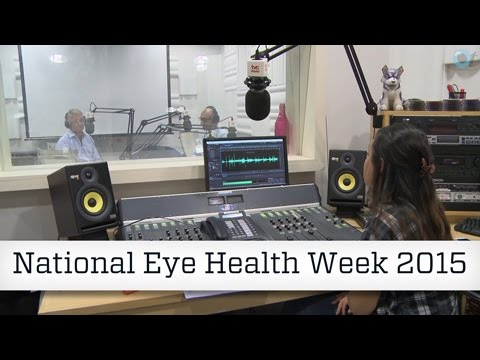 National Eye Health Week 2015