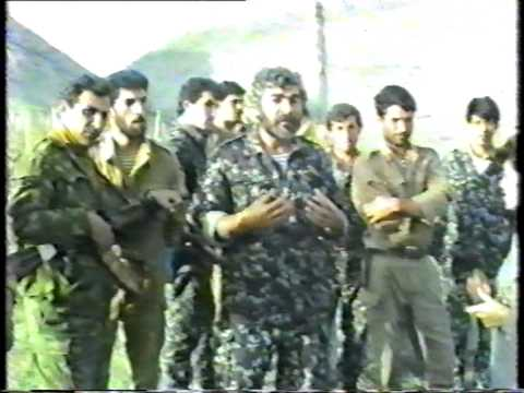 Imişli Batalyonu(KÜDRÜ QARTALLARI) Cəbrayılın Doşulu kəndində (26.02.1993)