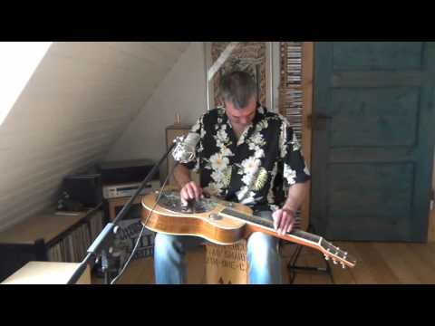 Hymn of Ordinary Motion (Jerry Douglas Cover)
