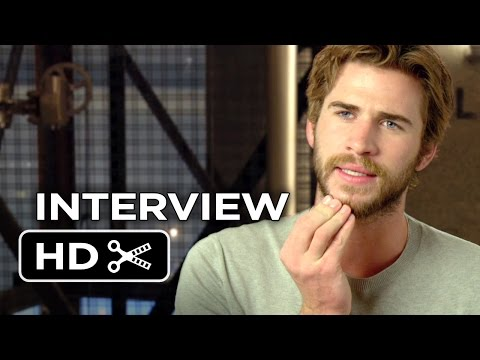 The Hunger Games: Mockingjay - Part 1 - Liam Hemsworth Interview (2014) - THG Movie HD