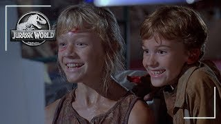 Best Kids Scenes from Jurassic World