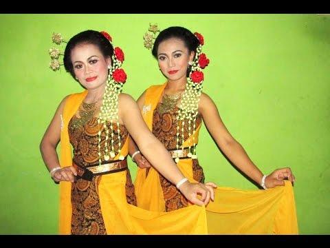 Tari Gambyong Jawa Tengah Tari Gambyong Pareanom Jawa