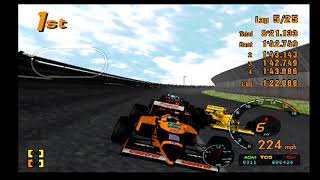 Gran Turismo 3 Playthrough Part 101! Race 6! TEST COURSE BABYYY!  Formula 1 GT Championship!