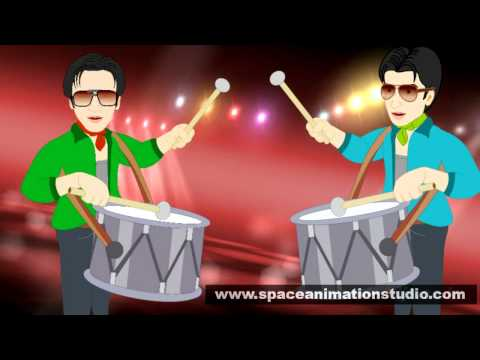 Why This Kolaveri Di - Animated Version (official) Hd, Indore video