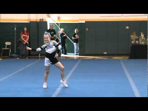 Carolina Elite Voltage Jewel solo Central Cabarrus High School