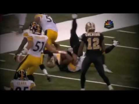 Troy Polamalu Game Highlights