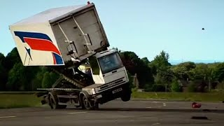 Airport Vehicle Racing - Top Gear - BBC