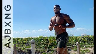 Miami Camp Vlog - 5 Days And Counting! ~ Anthony Joshua