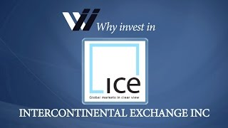 Intercontinental Exchange Inc. - Why Invest in