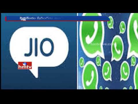 Reliance Telecom Jio Ready to Launch First 4G LTE Services | HMTV