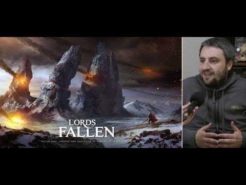 Lords of the Fallen - o grze opowiada Tomasz Gop z CI Games