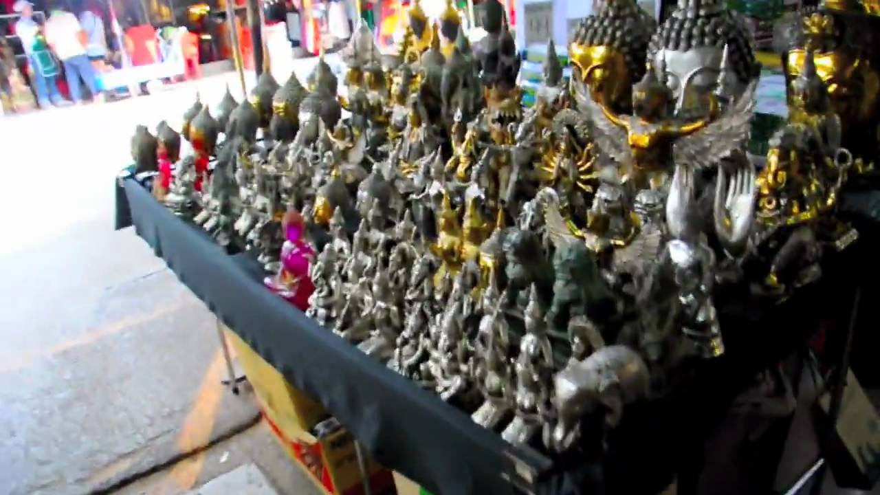 Bangkok Part 3 (Chatuchak Weekend Market) - YouTube