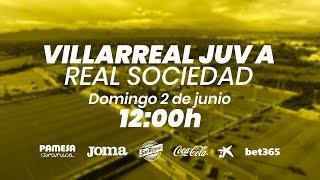 Juvenil A vs Real Sociedad