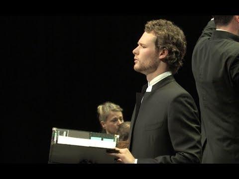 Philippe Sly in Handel's Messiah | Philippe Sly dans le Messie de Haendel