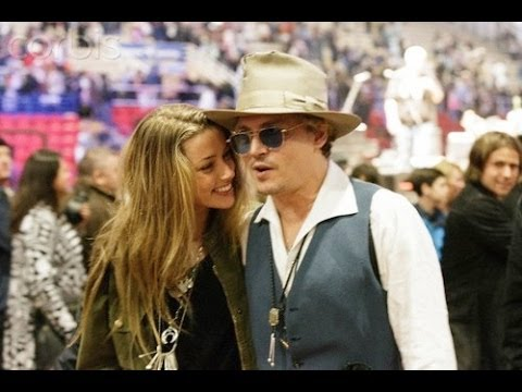 A GIFT TO JOHNNY DEPP AND AMBER HEARD!