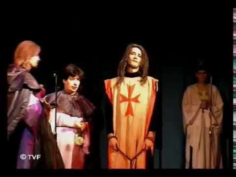 Тампль - Первое трио папы, Ногарэ и Филиппа