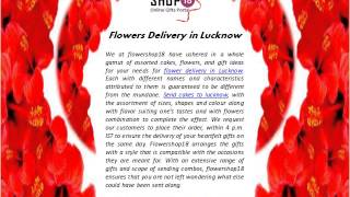 Send Flowers to Lucknow - Send Gifts Lucknow