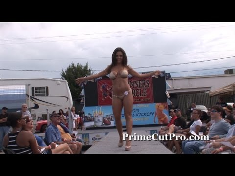 Florida Model Heather Diamond in Bikini Contest