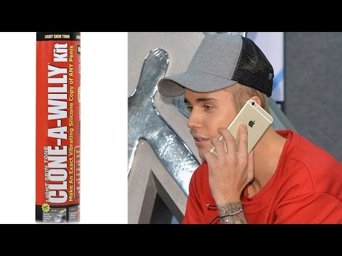 Justin Bieber Offered $1 MIL to Clone His Penis into a Dildo