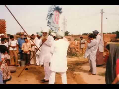 Jab Sant Jagat Mein Aate Hain....dhan Dhan Satguru Tera Hi Asra video