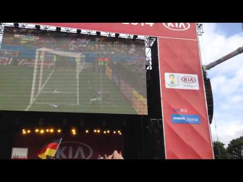 Germany 2014- World Cup Viewing