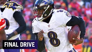 Ravens React to Lamar Jackson Announcement | Final Drive