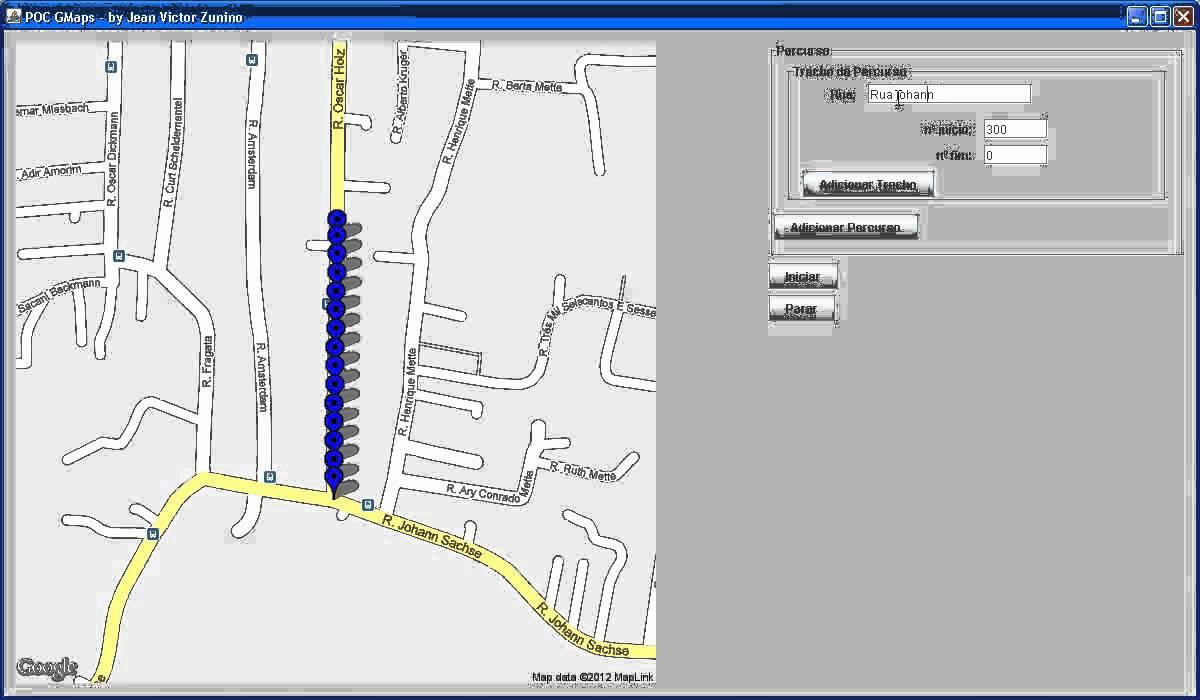Google Maps Api Java Exemplo Youtube
