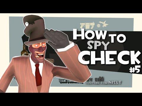 TF2: How to spy check #5