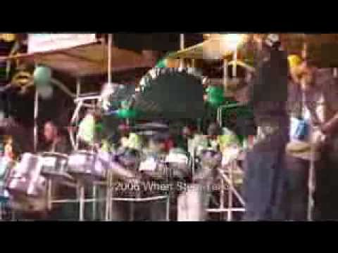 Steelband Flag Men and Flag Women - WST Steelband Channel Video